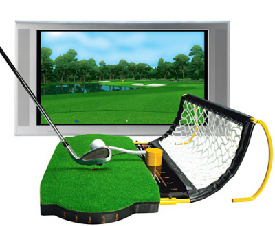 Golf Launchpad Game