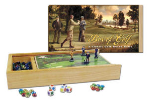Box Golf Game